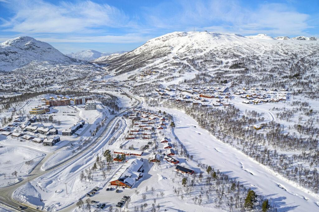 Skyview Hovden Høyfjellsenter